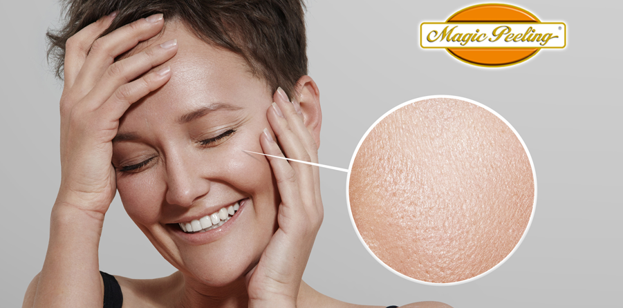 Magic Peeling - Soft and Radiant Skin